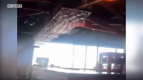 Sismo sacude varios edificios de Filipinas
