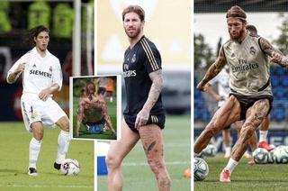Impacta con su última foto: La increíble transformación física de Sergio Ramos a sus 34 años