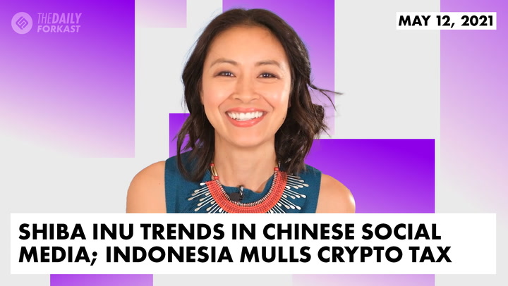 Shiba Inu Trends in Chinese Social Media; Indonesia Mulls Crypto Tax