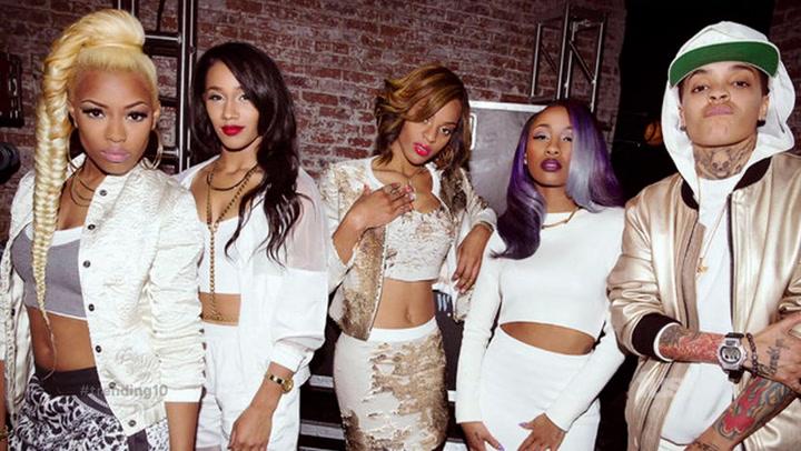 Shows: Trending 10: Sisterhood of Hip Hop Interview