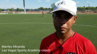 Las Vegas Sports Academy Academy wins National Youth Soccer championship