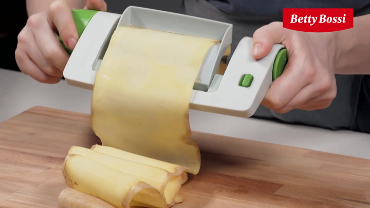 Preview image of Betty Bossi Veggie Sheet Slicer video