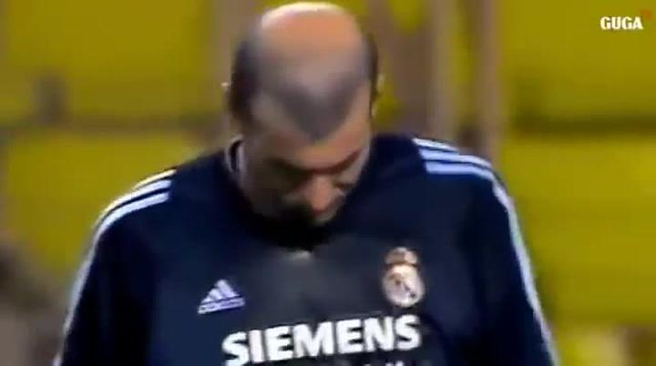 La debacle del Real Madrid en Mónaco cumple 16 años