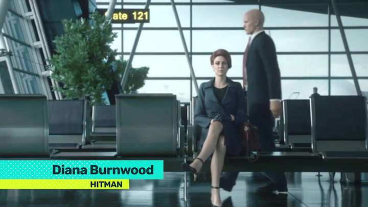 'Hitman' Profile: Diana Burnwood
