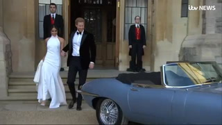 Download Prince Harry And Meghan Markle Wedding Reception