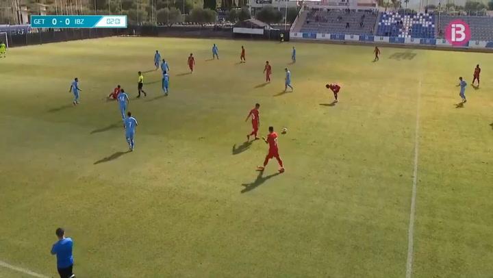El Getafe se estrena con una victoria ante el Ibiza (1-0)