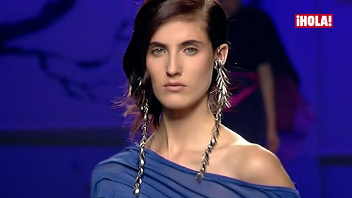 Fashion Week Madrid primavera-verano 2016: Ulises Mérida