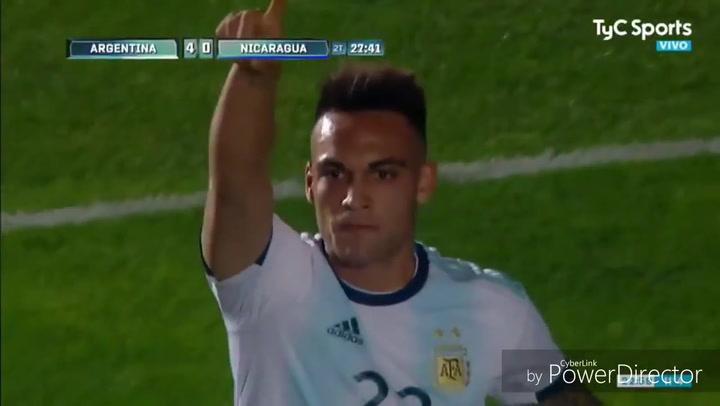 Los 10 mejores goles de Lautaro Martínez