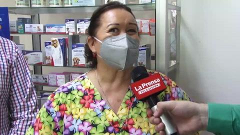 Hondureños se vuelcan en apoyo a veterinaria tras conocer su historia viral