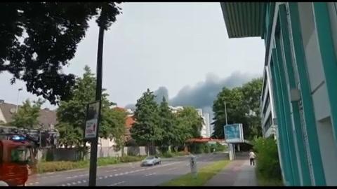 Muertos y desaparecidos por explosión de planta de residuos en Alemania