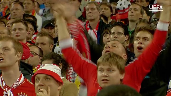 Así fue la histórica final de la Champions League entre el Bayern de Munich y el Borussia, en 2013