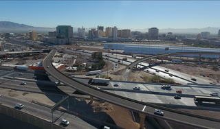 Major US 95 road project in downtown Las Vegas could cost $1B – VIDEO