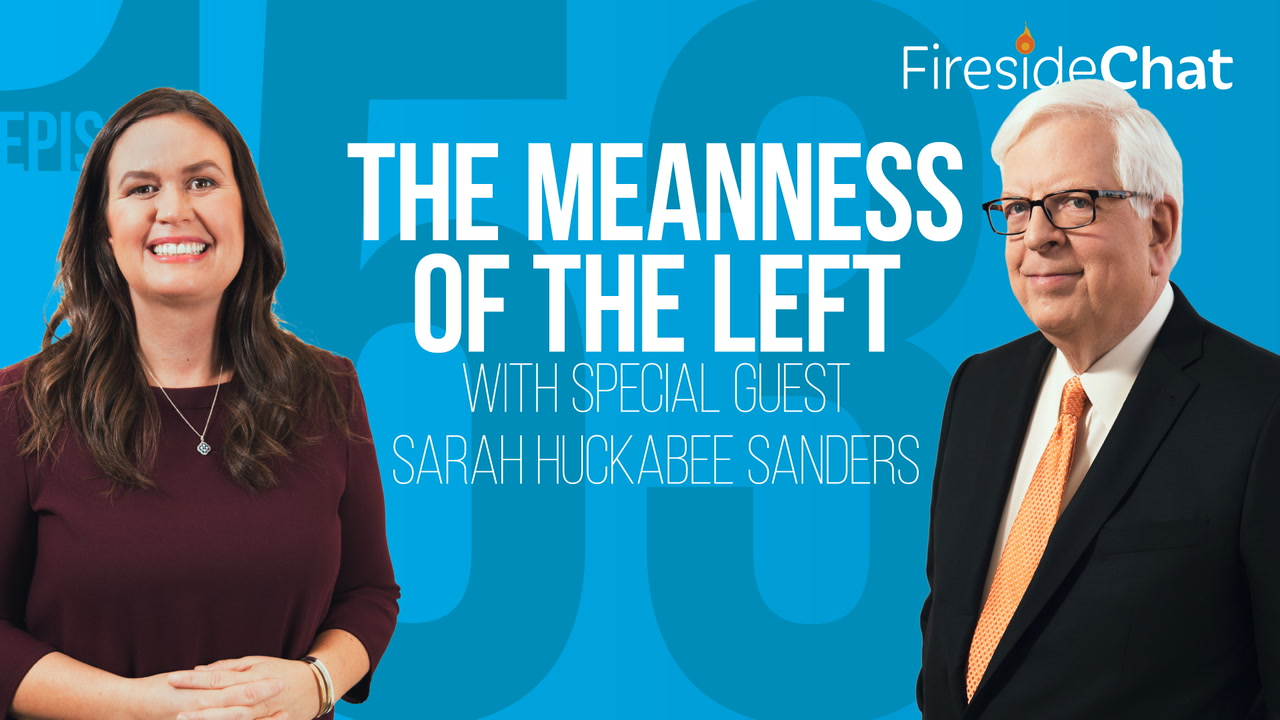 Ep. 153 — The Meanness of the Left With Sarah Huckabee Sanders