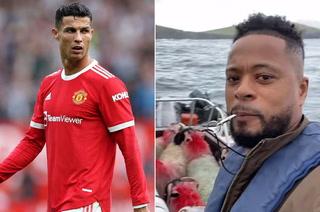 Viral: la burla de Evra tras conocer que Cristiano Ronaldo se mudó de casa por el ruido de las ovejas