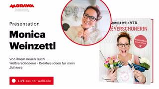 Thumbnail von Monica Weinzettl LIVE - Weltverschönerin