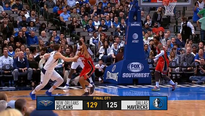 El resumen de la jornada de la NBA del 19/03/2019