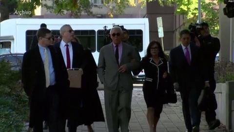 Trump conmuta la pena de prisión de su amigo Roger Stone