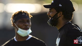 Raiders WR Tyrell Williams feels healthy again – Video