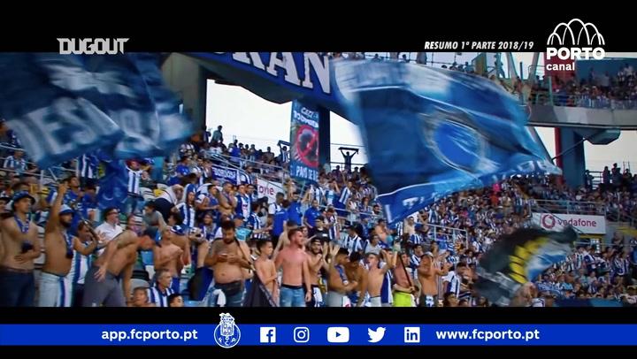 FC Porto's 2018-19 Season So Far