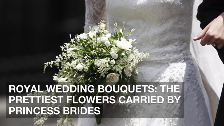 The prettiest royal wedding bouquets