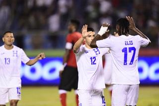 Alberth Elis firma doblete con Honduras ante Trinidad y Tobago en el Olímpico