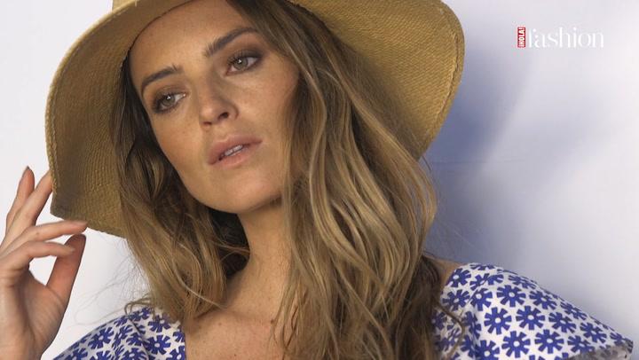 Aida Artiles, estilo veraniego para H!FASHION