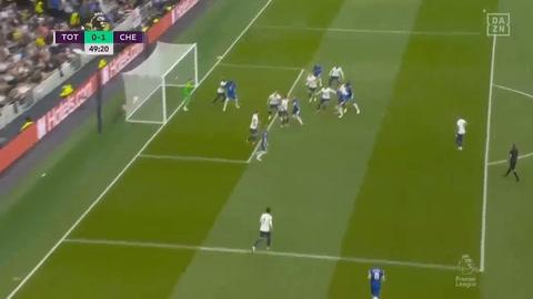 Tottenham 0-3 Chelsea (Premier League)