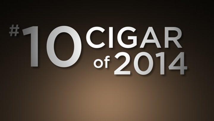 No. 10 Cigar of 2014