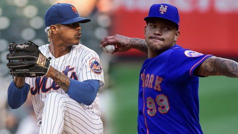 Reflecting on Mets' first half: Biggest surprise and what they've learned about pitching staff