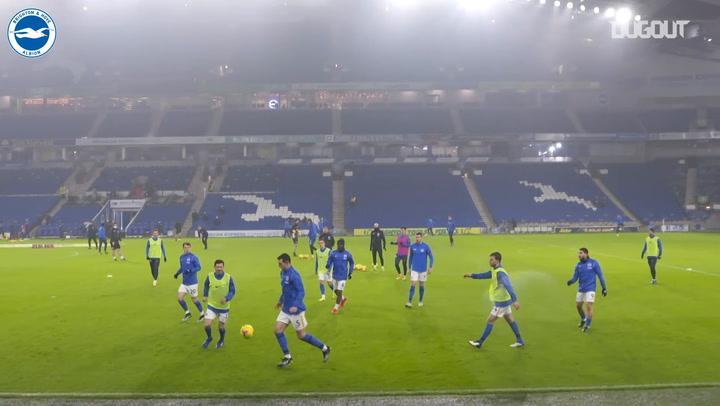 Pitchside: Trossard helps Brighton defeat Spurs