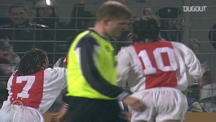 Kiki Musampa goal defeats Borussia Dortmund