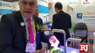 CES 2019: Veritable smart garden