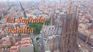 139 yıldır bitmeyen La Sagrada Familia