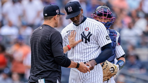 How should the Yankees handle Aroldis Chapman? | SportsNite