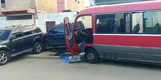 A balazos matan a conductor de rapidito en la colonia Las Brisas