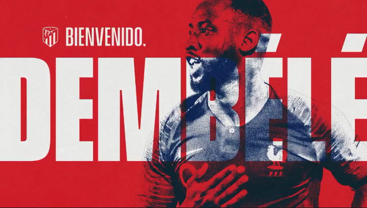 Oficial: Dembélé ya es jugador del Atlético