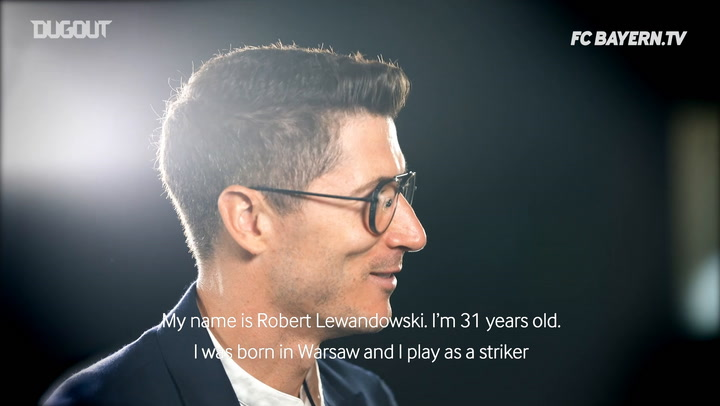 Robert Lewandowski Discusses His Early Career