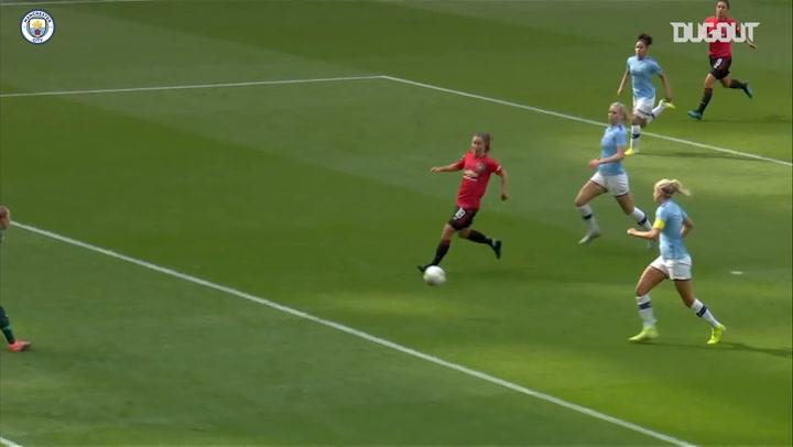 Las mejores paradas de Ellie Roebuck con el Manchester City Femenino