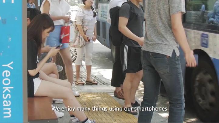 'Broodrooster' maakt smartphones schoon