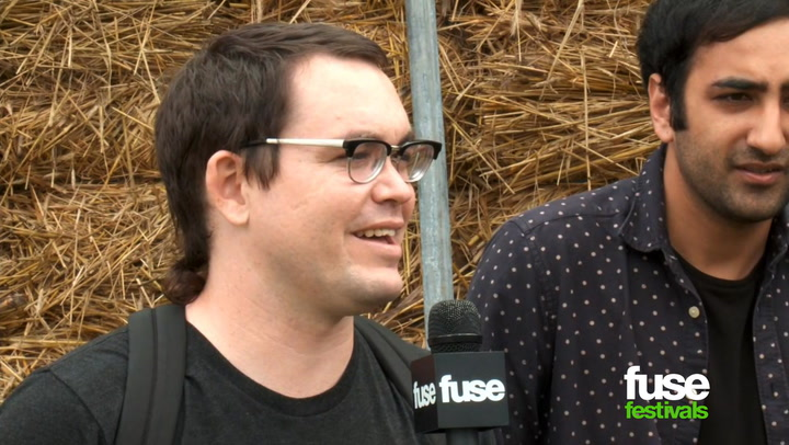 Deafheaven at Bonnaroo 2014