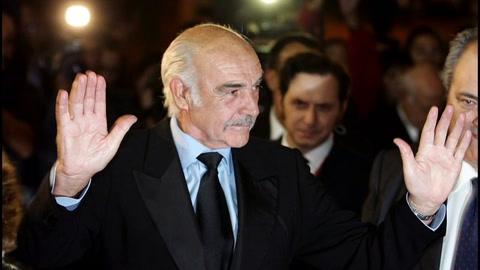 Murió Sean Connery, para siempre James Bond