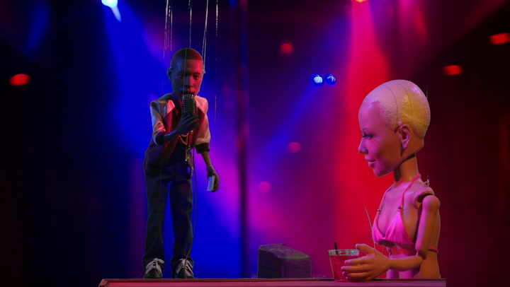 Amber Rose's Last Day As A Stripper