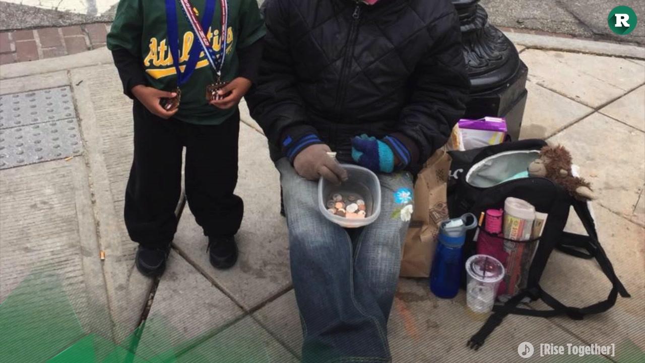 VIDEO: Héroe de los necesitados