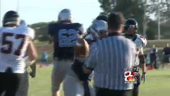 Southern Boone at Father Tolton FNF Week Two