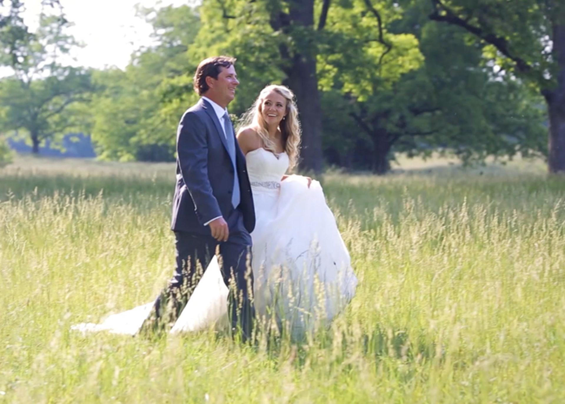 Taylor + Natalie | Arnoldsville, Georgia | Cloverleaf Farm