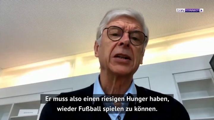 "Wenger: ""Özil braucht ein warmes Umfeld"""