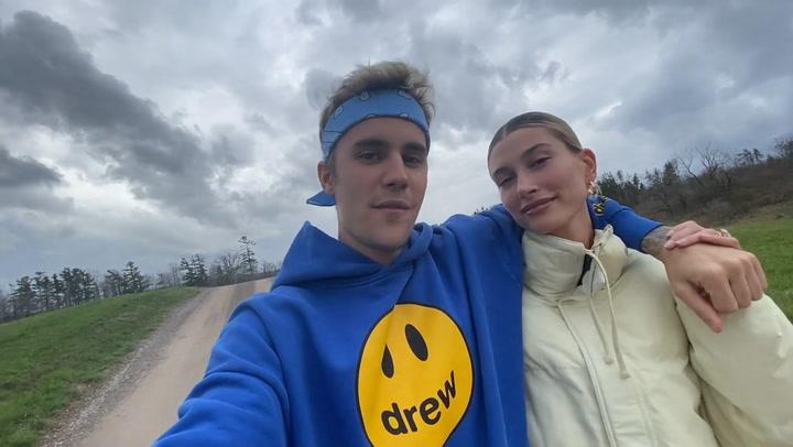 Justin Bieber y Ariana Grande presentan su nuevo tema benéfico juntos