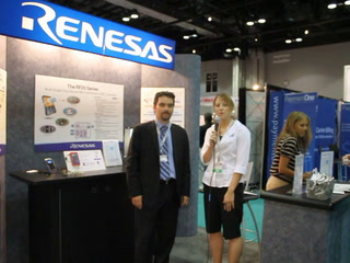 CTIA 2011: Renesas and the NFC-integrated chip