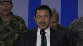Gobierno de Colombia atribuye al ELN ataque con coche bomba
