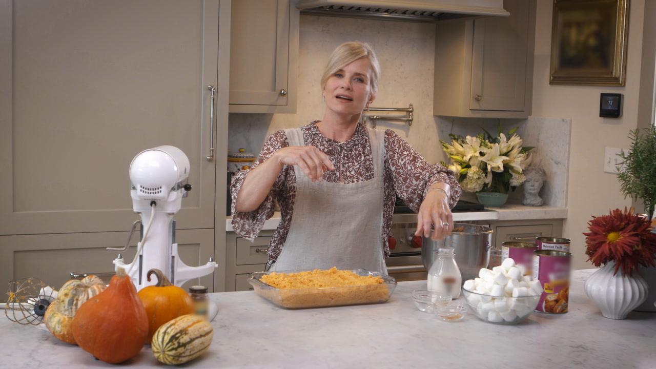 Mary Beth's Sweet Potato Casserole